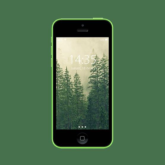 reparar iphone 5C madrid cobophone