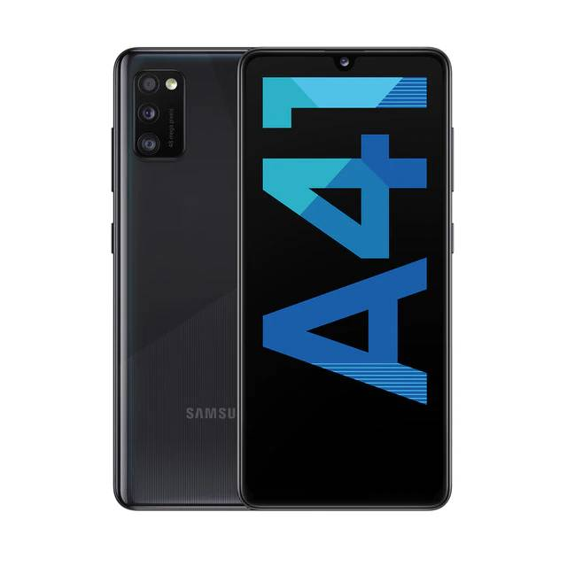 Samsung Galaxy A41 Negro 4 GB + 64 GB móvil libre 8806090419102