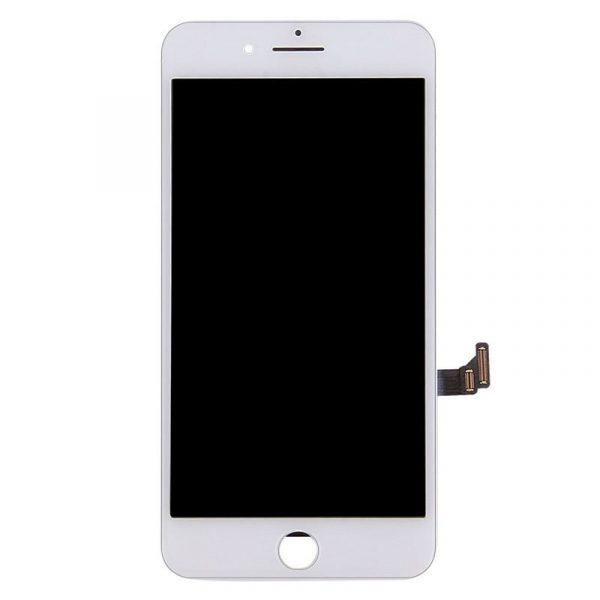 Pantalla Completa cobo para iPhone 7 Plus (Calidad AAA+) Blanco
