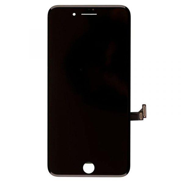 Pantalla Completa cobo para iPhone 8 Plus (Calidad AAA+) Negro