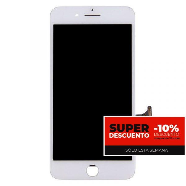 Pantalla Completa para iPhone 7 (Calidad AAA+) Blanco