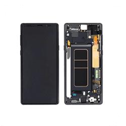 Pantalla Samsung Galaxy Note 9 SM-N960F LCD Screen Black Service Pack