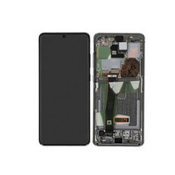 Pantalla Samsung Galaxy SM-G985/G986 (S20 plus 4G/5G 2020) rojo LCD Original, Service Pack