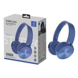Woox WC2597 casco auricular inalámbrico bluetooth 4.2 azul