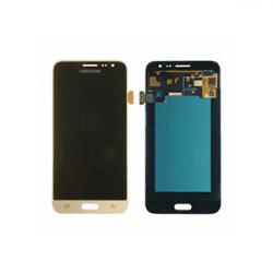 Pantalla Samsung Galaxy J3 (2016) SM-J320F LCD Screen Gold Service Pack