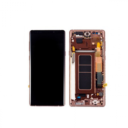 Samsung Galaxy Note 8 SM-N950F LCD Screen Gold Service Pack