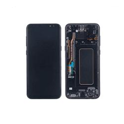 Pantalla Samsung Galaxy S8+ SM-G955F LCD Screen Black Service Pack