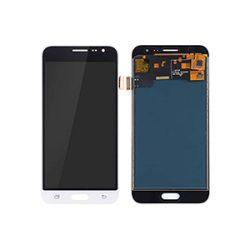 Pantalla Samsung J3 (2016) SM-J320 WHITE LCD Service Pack