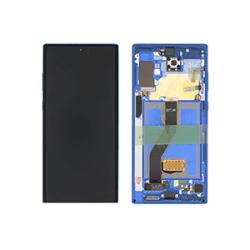 Pantalla Samsung Galaxy Note 10+SM-N975F/N976 LCD Screen Blue Service Pack