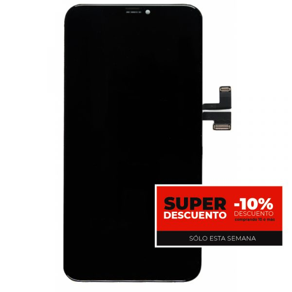 Pantalla Completa COBO para iPhone 11 pro Max (Calidad AAA+) Negro