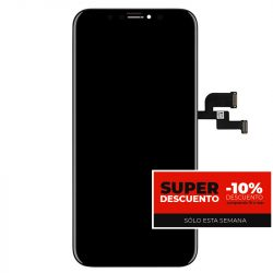 Pantalla Completa para iPhone X (Calidad AAA+) Negro