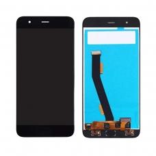 Pantalla completa con flex de home para Xiaomi Mi 6 negra