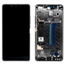 Pantalla completa con marco para Xiaomi Mi 8 SE negra