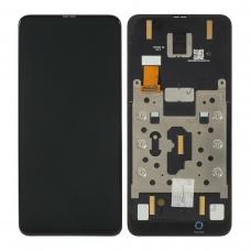 Pantalla completa con marco para Xiaomi Mi Mix 3 negra original