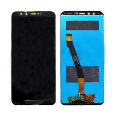 Pantalla completa para Huawei Honor 9 Lite negra cobophone