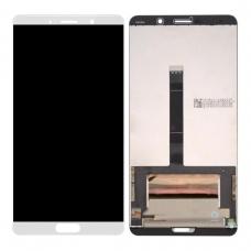 Pantalla completa para Huawei Mate 10 blanca