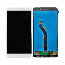 Pantalla completa para Xiaomi Mi 5s Plus blanca cobophone