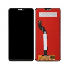 Pantalla completa para Xiaomi Mi 8 Lite negra