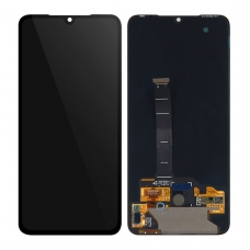 Pantalla completa para Xiaomi Mi 9 negra compatible