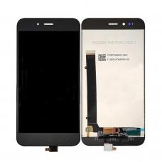 Pantalla completa para Xiaomi Mi A1/Mi 5X negra