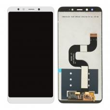 Pantalla completa para Xiaomi Mi A2/Mi 6X blanca