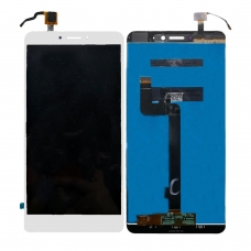 Pantalla completa para Xiaomi Mi Max 2 blanca
