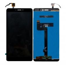 Pantalla completa para Xiaomi Mi Max 2 negra