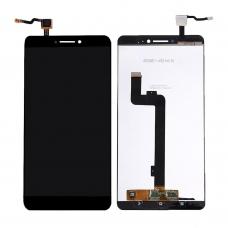 Pantalla completa para Xiaomi Mi Max negra