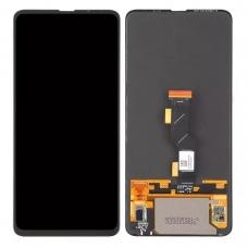 Pantalla completa para Xiaomi Mi Mix 3 negra compatible