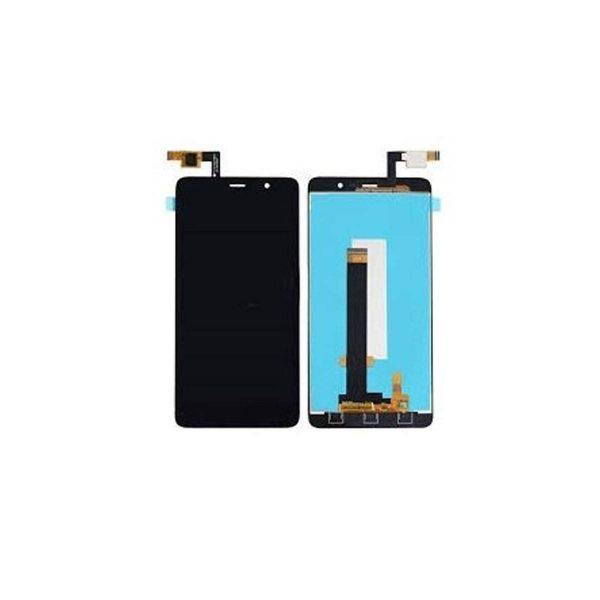 Pantalla completa para Xiaomi Redmi Note 3 negra