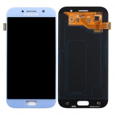 Pantalla completa para Samsung Galaxy A5 2017 A520 azul original