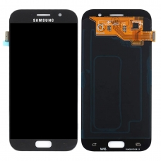 Pantalla completa para Samsung Galaxy A5 2017 A520 negra original