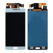 Pantalla completa para Samsung Galaxy A5 A500 blanca