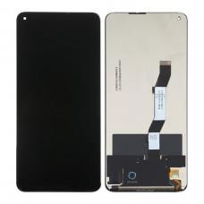 Pantalla completa para Xiaomi Mi 10T 5G negra original