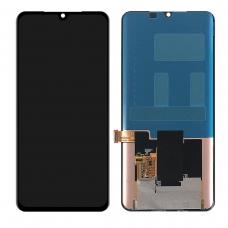 Pantalla completa para Xiaomi Mi Note 10/Mi Note 10 Lite/Note 10 Pro/Mi CC9 Pro negra original