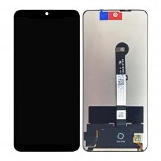 Pantalla completa para Xiaomi Mi 10T Lite negra