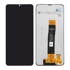 Pantalla completa sin marco ara Samsung Galaxy A32 5G A326 negra original Versión CDOT