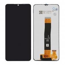Pantalla completa sin marco para Samsung Galaxy A32 5G A326 negra original Versión SM-A326B V00 T