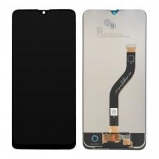 Pantalla completa sin marco para Samsung Galaxy A20S A207F negra original