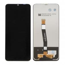 Pantalla completa sin marco para Samsung Galaxy A22 5G A226 negra original